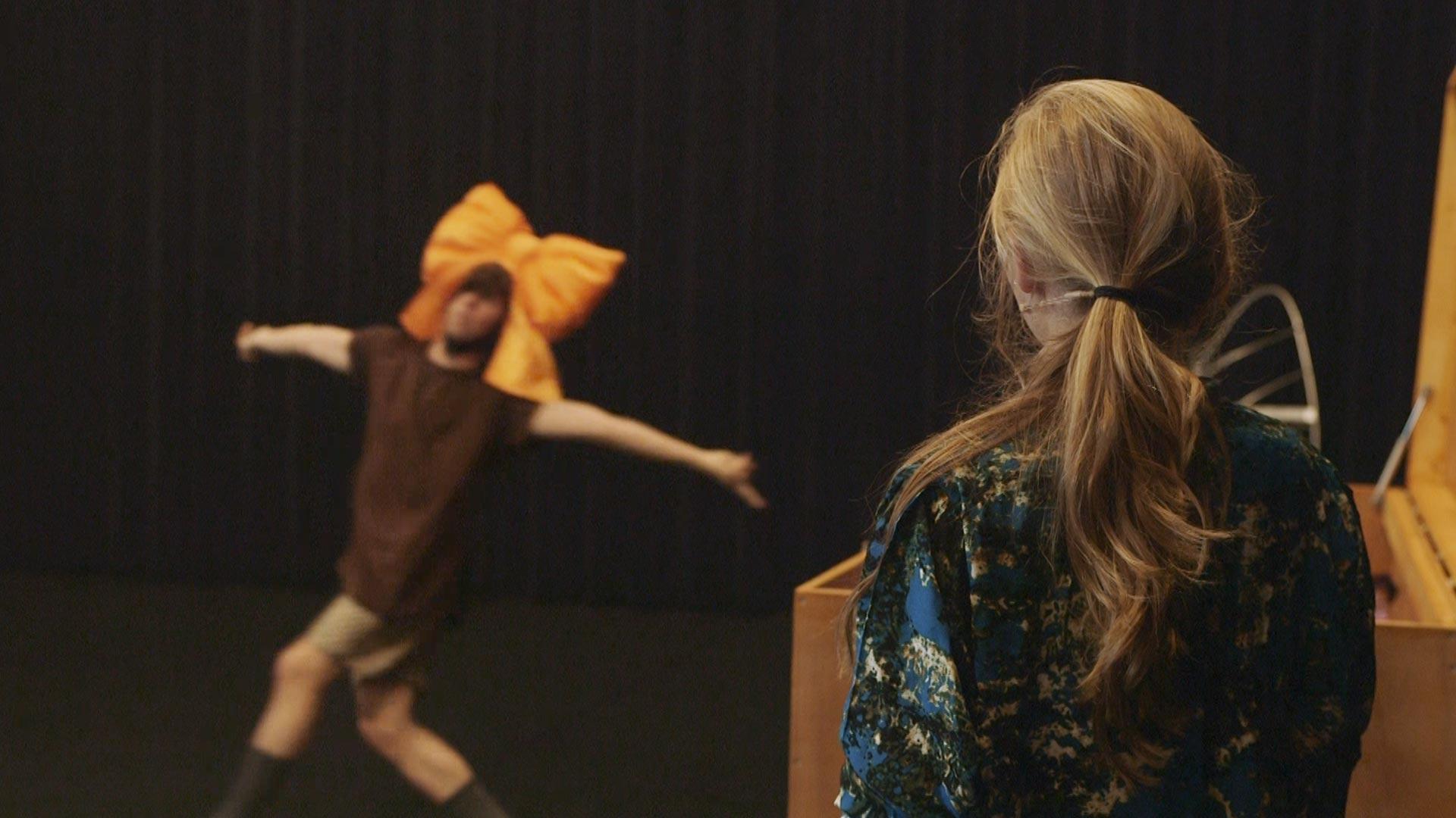 de stilte, dans voor kinderen, stiltefestival, vis film producties, jack Timmermans, cinderella, assepoester, dansvoorstelling, danstheater, voorstelling