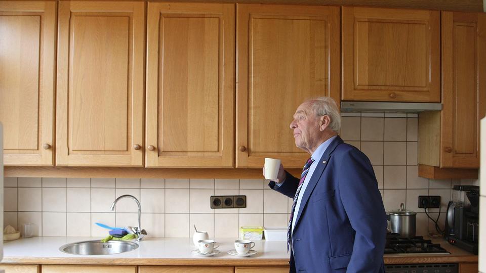 Goeie Morrege documentaire weerman Johan Verschuuren
