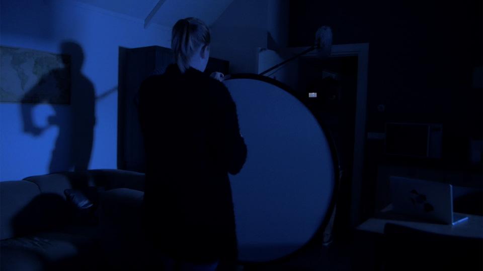 making-of achter de schermen fictiefilm Resonance