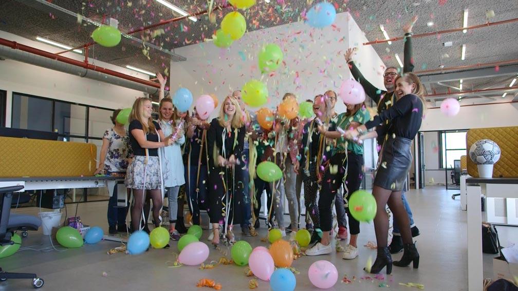 Aithra Belofte Awards 2018 Nassau Hotel Breda Petra de Kam gemeente Breda Anneke Stins Breepark